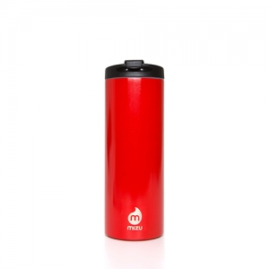 [TRAVEL MUG]Glossy RED  -New
